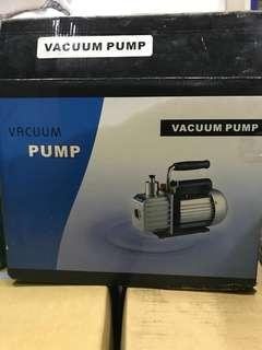 Vaccum pump for aircons