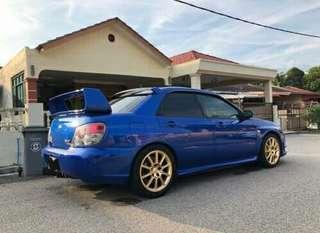 Subaru 2.0 manual JT