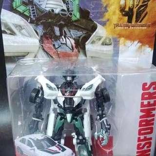 Transformers Takara Tomy AOE Age of Extinction EX Wheeljack