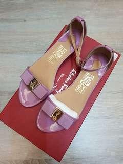 Keep unused ferragamo sandal