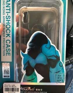 IPhone X case black