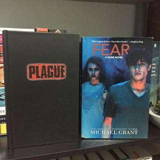 Fear and Plague (Gone Series by Michael Grant)