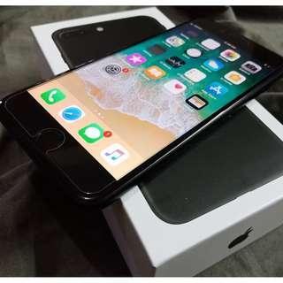 iPhone7 Plus 128gb Matte Black Openline!