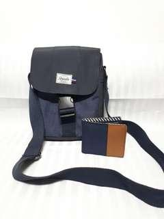 Regatta Sling Bag and Wallet