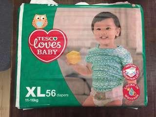 🚚 GIVEAWAY - TESCO Diapers XL