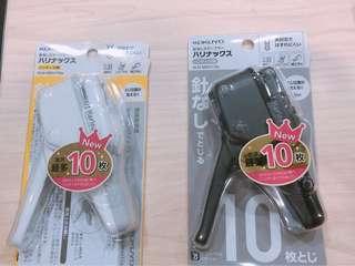 🚚 日本 KOKUYO 環保無針釘書機 SLN-MSH110 (可釘十張)