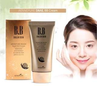 Aenepure Snail BB Cream