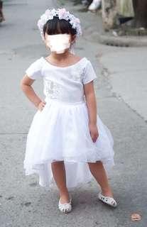 Disney White dress