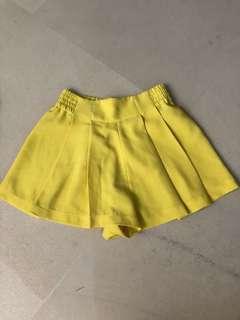 Skirt Zara culottes