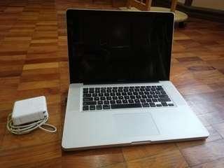 MacBook Pro 15inch 2011
