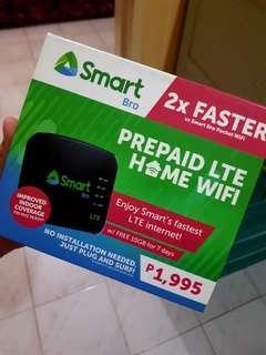 Smart Bro Prepaid LTE Home WiFi