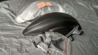 Yamaha XMAX Rear Fender/Mudguard