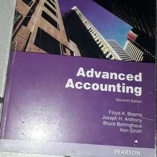Buku kuliah akuntansi - Advanced accounting - pearson