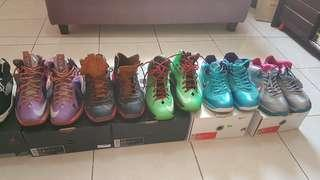 Jordan/Lebron For Sale