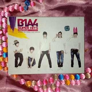 ALBUM B1A4 SUPER HITS ASIAN EDITION