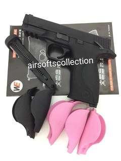 Airsoft WE Metal Slide M&P Gbb