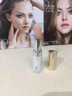 🚚 肌膚之鑰 無齡光采防曬護唇膏 送你資生堂最新唇卡2份 Clé de Peau Beauté Lip Balm UV Protective