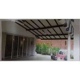 2 storey semi-D for rent