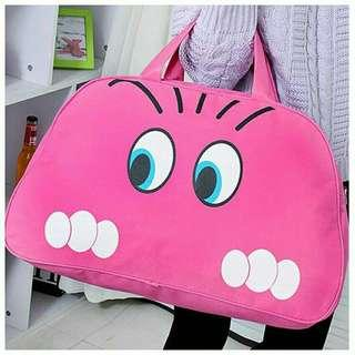 Cute Travel Bag (Blue Or Pink)