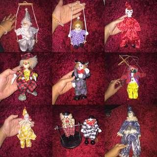 Clowns Figure