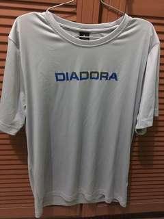 Kaos diadora olahraga Original