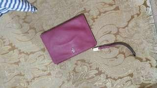 Authentic COLE HAAN wristlet