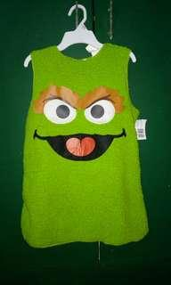 Sesame Street Oscar the Grouch Costume