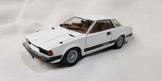 1:43 diecast 1979 Nissan Silvia ZSE-X by Norev