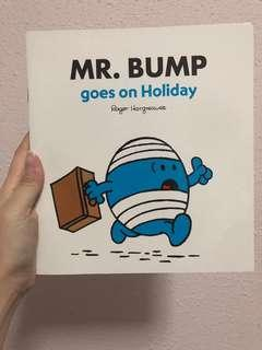Little Miss and Mr Men books