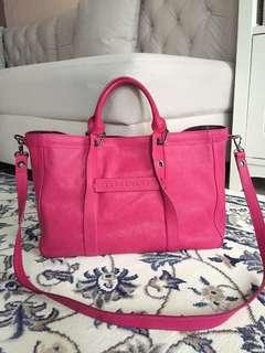 Longchamp 3 D authentic