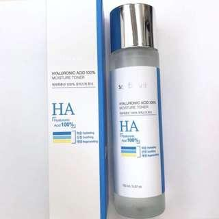 🈹Soo Beauté Hyaluronic acid 100% moisture toner