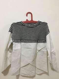 Atasan/ kemeja/ kemeja panjang/ kaos panjang/ blouse