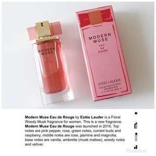 Eu De Rouge - Modern Muse 50ml