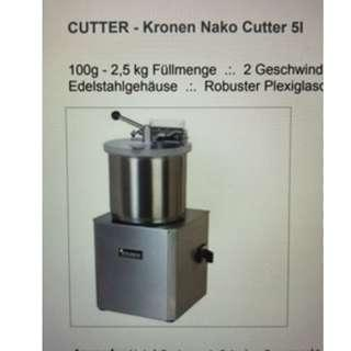 Kronen Cutter (Commercial kitchen cutter) - Never used before