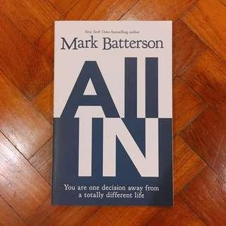 All In - Mark Batterson