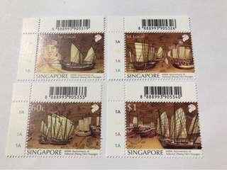 Singapore 2005 Zheng He mnh