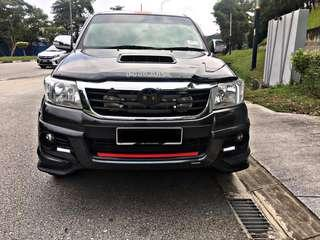 TOYOTA HILUX 3.0 TRD