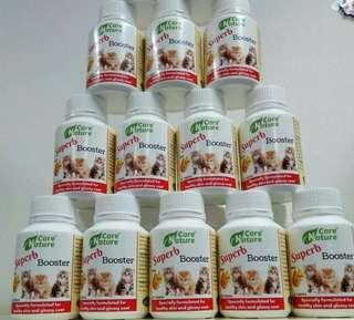 NATURE CARE CAT SUPERB BOOSTER