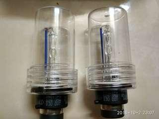 HID bulb D2S 6000k