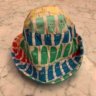 Boys & Girls ice block hat