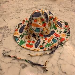 Duns vegetable hat