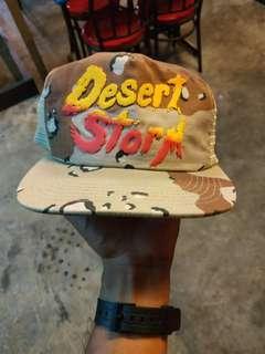 Supreme Dessert Storm Trucker cap