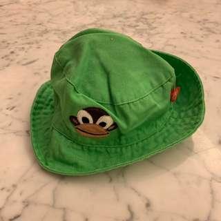 Lipfish monkey hat