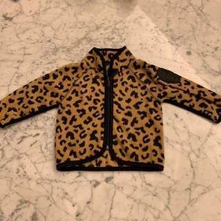 Molo leopard outerwear
