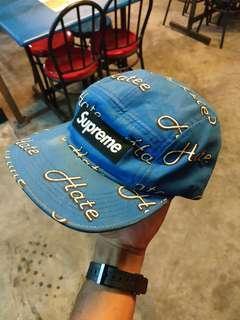 Supreme X Hate Cap FW13