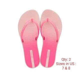 Ipanema Slippers 4 ( pink)