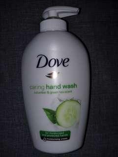Dove hand wash ( green tea cucumber )