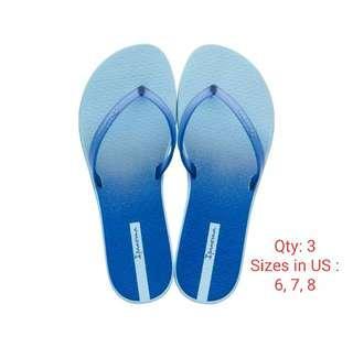 Ipanema Slippers 5 (blue)