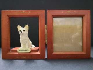 Sankyo Chihuahua music photo frame