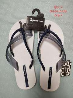 Ipanema Slippers 6 (White)